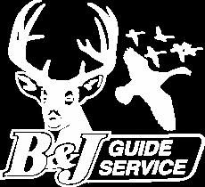 B & J Guide Service Logo